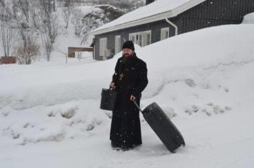 Paștile în Norvegia sub zăpezile de dincolo de Cercul Polar