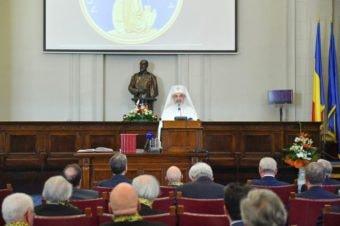 Academia şi Biserica la ceas aniversar