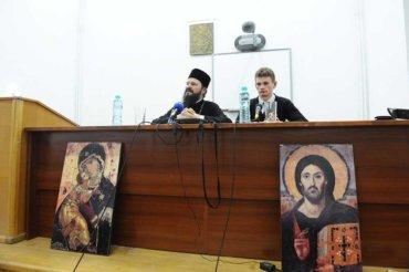 """""""Crucea Jertfei"""" – Conferinta PS Macarie Dragoi, Episcopul Europei de Nord, de la Ploiesti  (31 martie 2015)"""