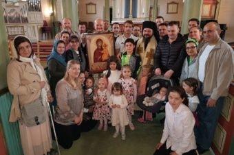 Slujiri episcopale în Norvegia de zilele Rusaliilor Sfinților Români. PS Macarie a cercetat deținuții din penitenciarele de la Kristiansand, Stavanger și Bergen