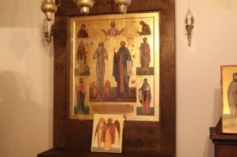 Predica la Sf. Cuv. Macarie Romanul, Preasfințitul Macarie al Europei de Nord, Ikast, 23.10.2017