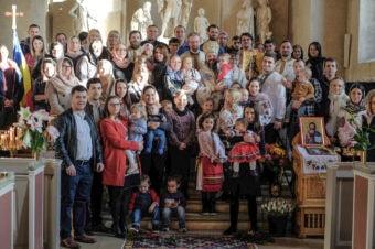 Preasfințitul Părinte Macarie Drăgoi, Episcopul Ortodox Român al Europei de Nord a vizitat în aceste zile comunitățile euharistice românești din Danemarca