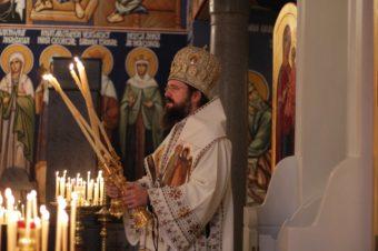 """Cuvântul Preasfințitului Părinte Episcop Macarie Drăgoi al Episcopiei Ortodoxe Române a Europei de Nord în biserica """"Sfântul Gherman de Alaska"""" din Espoo, Finlanda, duminică, 19 noiembrie 2017"""