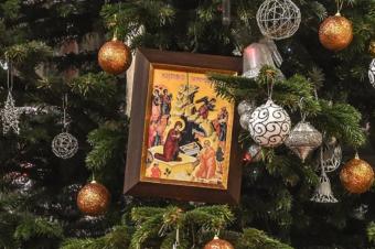 """Vineri, 29 decembrie 2017, Centrul pentru tineret """"Sfântul Voievod Ştefan cel Mare"""" al Episcopiei Europei de Nord organizează Serbarea Pomului de Crăciun"""