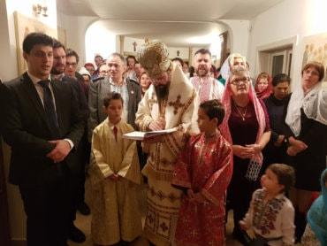 """De Anul Nou, PS Macarie a spus: """"Să ne ancorăm viețile în Hristos, astfel încât să ne mântuim de tăvălugul care trage lumea întreagă după vârtejul său"""""""
