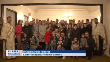 Preasfințitul Părinte Macarie i-a vizitat pe românii din Peninsula Iutlanda