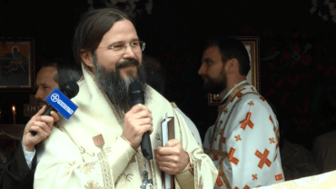 Predica PS Macarie Drăgoi la Așezământul pentru copiii sărmani din Gura Humorului