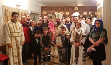 """PS Macarie:  """"Facem noi parte, cu adevărat, din țara Sfântului Voievod Neagoe prin faptele noastre și modul de viață?"""""""