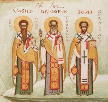 Cuvântul PS Episcop Macarie la Prăznuirea Sfinților Trei Ierarhi Vasile, Grigorie și Ioan, biserica parohiei ortodoxe române din Uppsala, Suedia, 30 ianuarie 2019