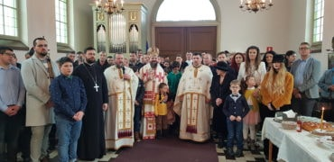 """His Grace Bishop Macarie: """"We see in Saint Haralambios a faith that increases as the persecution becomes more fierce"""""""