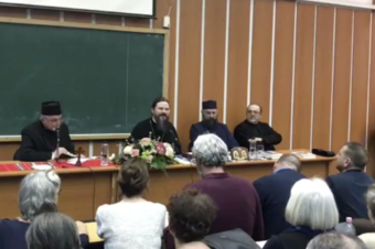 "Conferința PS Macarie – ""Pocăința: singura cale spre adevăr"", Brașov, 9 aprilie 2019 (video)"