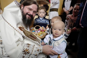 "His Grace Macarie of Northern Europe: ""Let's Have the Heart of a Child!"" – Interview in the ""Orthodox Family"" magazine, June 2018"