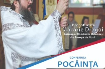 """His Grace Macarie Drăgoi will hold the conference """"Repentance, the only way to truth"""", at the Faculty of Letters in Brasov, Romania"""